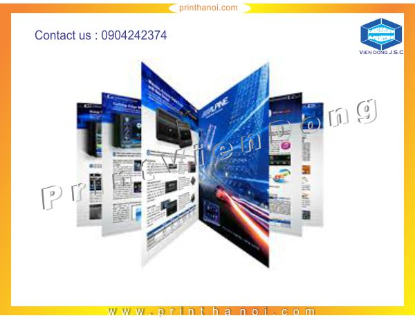 Print Catalogue in HaNoi | 24 hour cheap- fast business cards at Ha Noi | Print Ha Noi