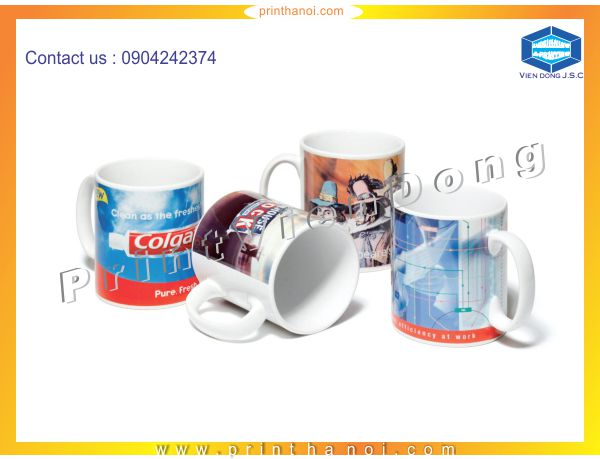 Print photo on a cup in hanoi | Cheap Poster printing | Print Ha Noi