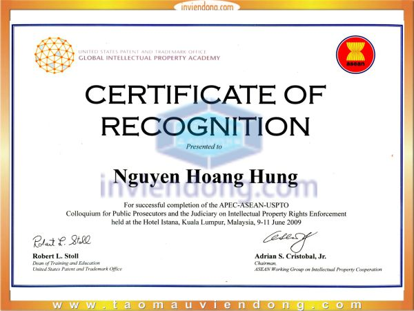 Immidiate printing paper award | Print Ha Noi