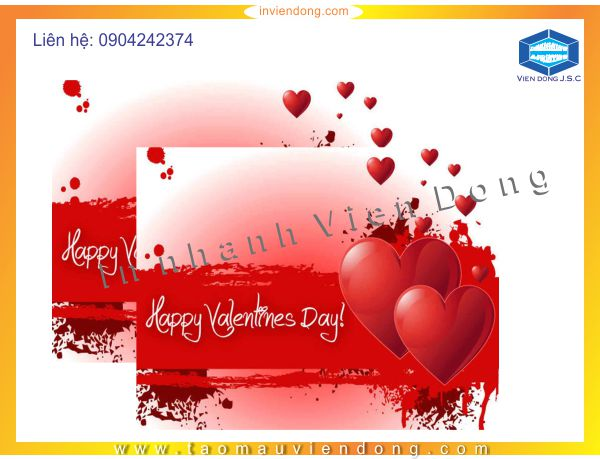 Print greeting cards in Hanoi | Print Sticker | Print Ha Noi
