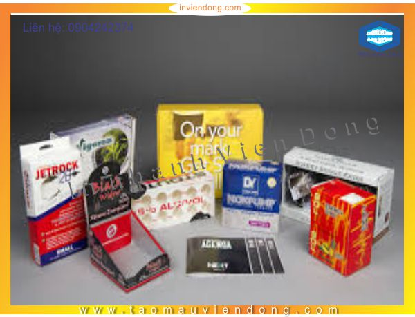 Cheap printing packaging | Label Printing Services | Print Ha Noi