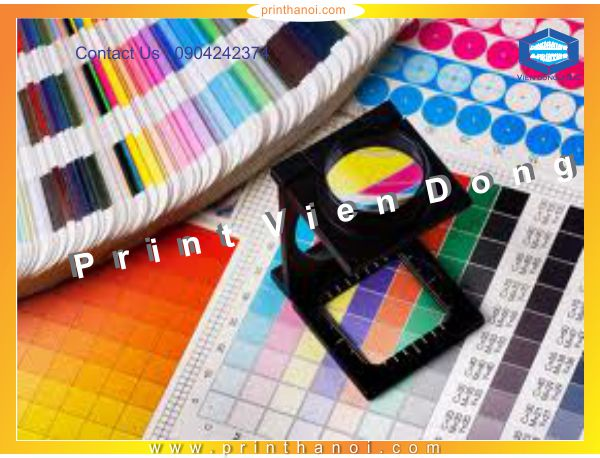 Offset printing in Hanoi | Label Printing Services | Print Ha Noi