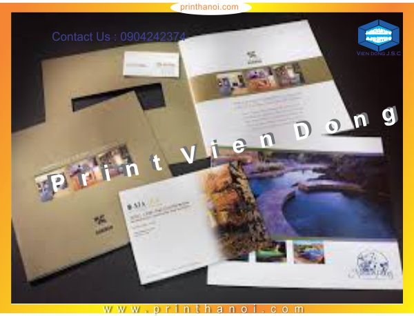 Cheap printing Brochures  | Print high quality sticker in Hanoi | Print Ha Noi