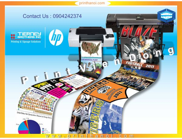 Quick Printing Posters in Hanoi | Cheap matrix LED light full colours in Ha Noi | Print Ha Noi