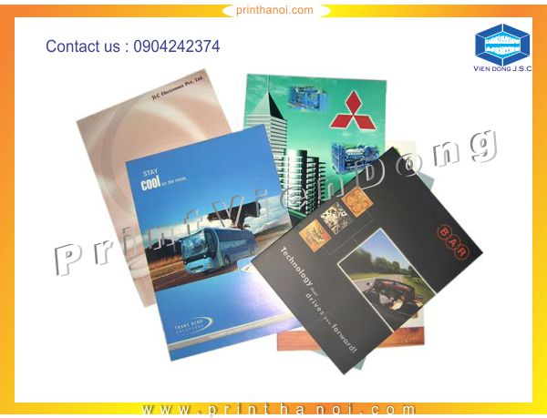 Print catalougues cheap in Ha Noi | Print carton box in Hanoi | Print Ha Noi