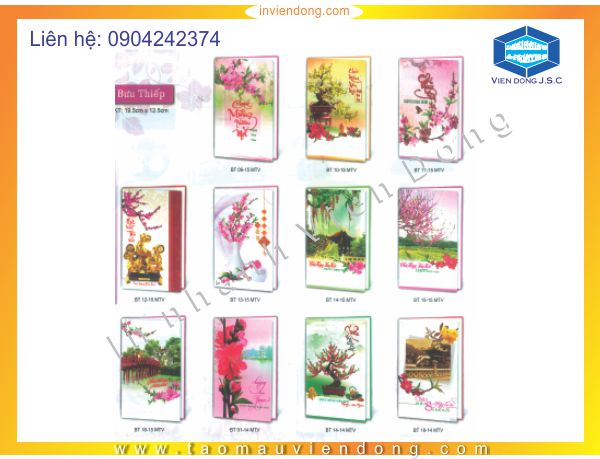 Cheap Greeting cards printing in Ha Noi  | Print Certificate | Print Ha Noi