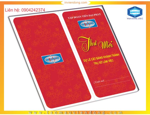 Cheap invitations printing in Ha Noi | Print Plastic Card in hanoi | Print Ha Noi
