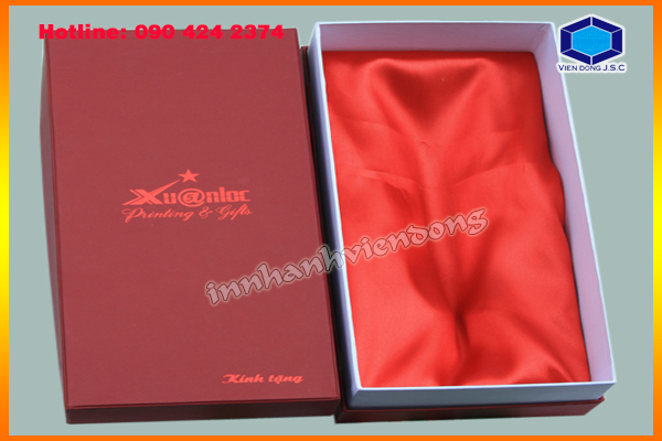 Print gift box with cheap price and free design in Ha Noi | Print Certificate | Print Ha Noi