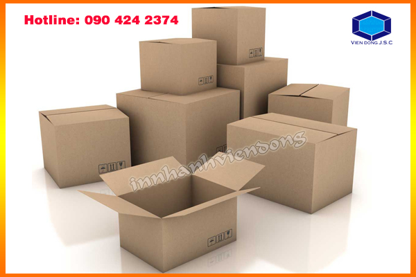 Print carton box with cheap price in Ha Noi | Print Certificate | Print Ha Noi