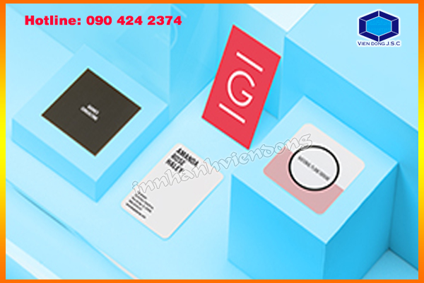 address fast print card in ha noi