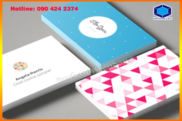 print business card at ha noi