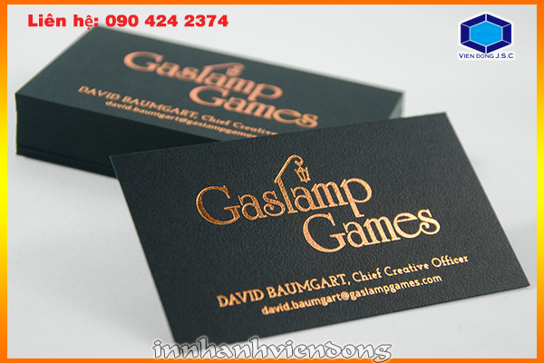 print bussiness card