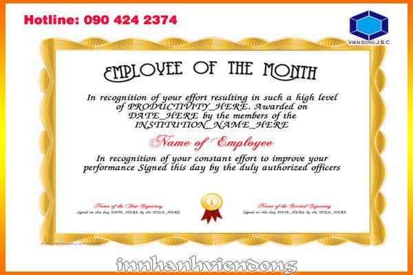 print premium award certificate print premium award certificate
