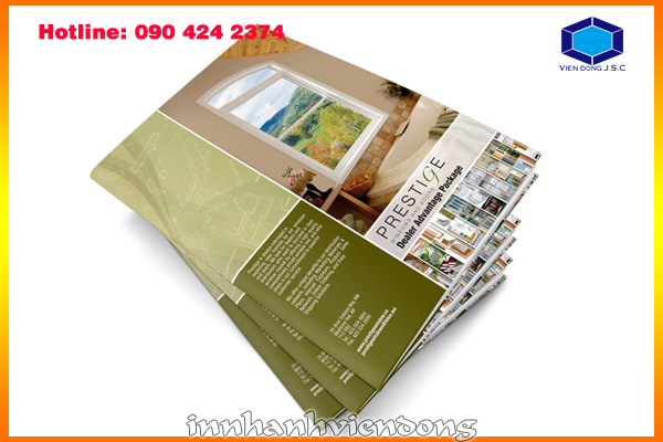print catalog in Ha Noi