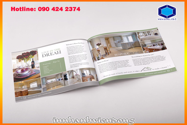 print catalogue in Ha Noi