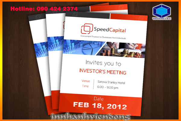 print business invitation in hanoi